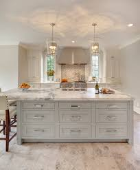 Images Of Kitchen Interiors Gray Is A Classic Timeless Cabinet Color