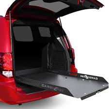 cargo ease dodge grand caravan 2010 cargo slide