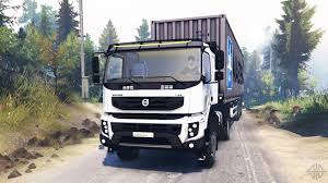 volvo 870 truck worldofmods com u2014 mods for games with automatic installation