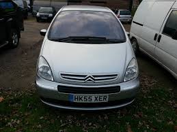 used citroen xsara picasso desire manual cars for sale motors co uk