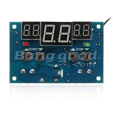 w1401 dc 12v intelligent digital temperature controller module