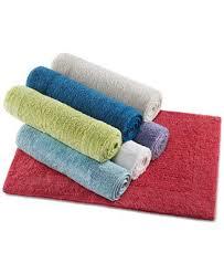 Macys Bath Rugs Bluebellgray Color Splash Reversible Bath Rug Bath Rugs U0026 Bath