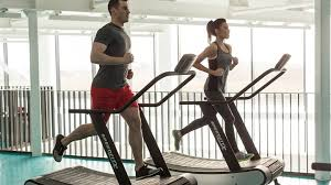 what is a curved treadmill and why you should use one origin
