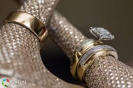 wedding rings in jamaica city view hotel wedding jamaica renee and kurt