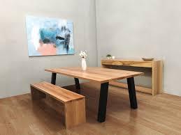 bench seat dining table australia lumber furniture