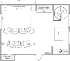 house plans with media room house plans with media room craftsman plan 3 580 square 4