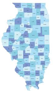 A Map Of Illinois by About Us