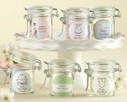 baby favors glass favor jars set of 12 baby