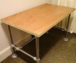 Diy Wooden Desk Top by Get Idea Best Diy Desk For Pc Desktop Finding Desk