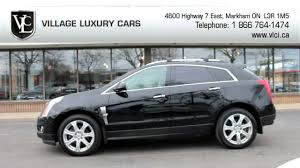 cadillac srx 4 2013 2010 cadillac srx4 in review luxury cars toronto