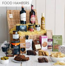 Gift Food Baskets Food Hamper Gifts Notonthehighstreet Com