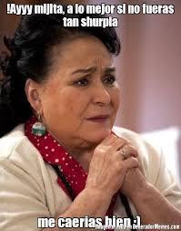Memes De Cochiloco - mira compadree hay va la mujer con la quiero estar meme de