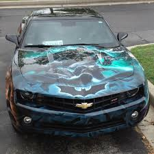 best paint job i have ever seen on a car bar none and i grew up in