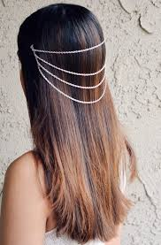 hair chains etsy wednesday hair chains haute spotter