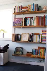 Easy To Build Bookshelf How To Build Easy Barn Wood Book Shelves Grandmas House Diy