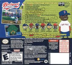 superior backyard baseball ds part 2 amazon com home design