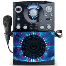 singing machine with disco lights singing machine built in speaker karaoke system with disco lights