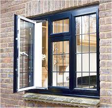 design ideas black casement window aluminium steps for painting