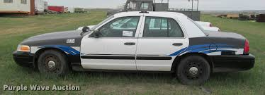 2003 ford crown victoria police interceptor item k3931 s