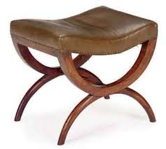 auction decorating x stools are too chic