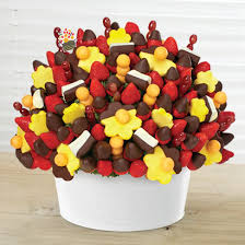 edible photo berry chocolate bouquet pineapple bananas edible arrangements