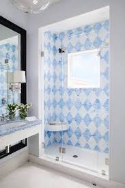 Moroccan Tile Bathroom Best 25 Blue Tiles Ideas On Pinterest Green Bathroom Tiles