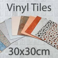 floor design interactive light brown glass vinyl mosaic tile for