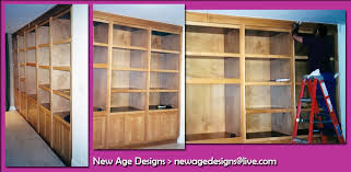 new age designs custom made furniture and general carpentry