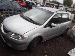 mazda premacy n a n a rear hood mazda premacy 2000 2 0l 50eur eis00278503 used