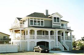 raised beach house plans uncategorized beach house plans on pilings within impressive small