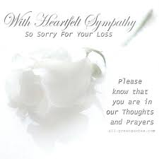 condolences for loss of pet free printable sympathy cards with sincerest sympathy free
