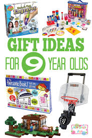 gifts for 9 year olds 9 year olds year and birthday ideas