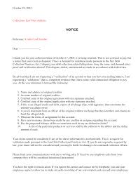 Demand Letter From Attorney by Debt Collector Cover Letter Opm Investigator Cover Letter Rogers