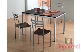 tavoli e sedie da cucina moderni beautiful sedie da cucina moderne offerte pictures ridgewayng