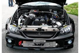 lexus is 300 turbo is300 hood prop kit