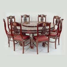 dining table with rotating italian marble dining tableround rotating dining table buy decor
