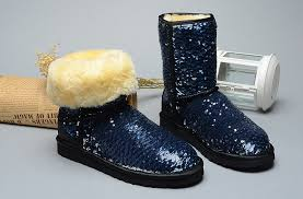 s gissella ugg boots ugg sparkles 1002978 dakota sangria multi