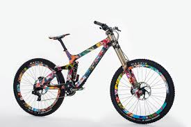 riesel design custom rocky mountain maiden by riesel design mtb mag