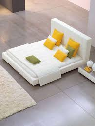 double bed ermes in fabric flou luxury furniture characteristics