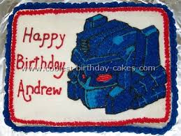 transformer cakes coolest transformers cakes