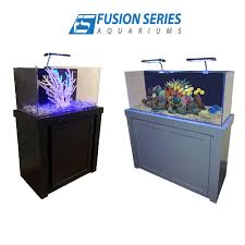 r j enterprises fusion 50 gallon aquarium tank and cabinet high quality fish tank stands