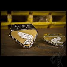 classic honda logo honda 750 tank badges honda motorcycle badges