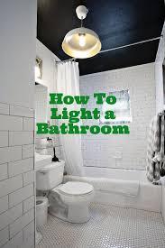 bathroom lighting ideas ceiling 34 best black ceiling bathroom images on bathroom