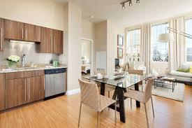 Open Living Room Kitchen Designs Apartements Gorgeous Efficiency Kitchen Design Ideas With Open