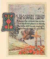 in flanders fields wikipedia the free encyclopedia art