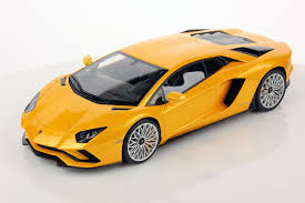 lamborghini aventador lamborghini aventador s 1 18 mr collection models