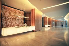 Reception Desk Miami by Office Reception East Hotel Benoy Decor Reception U0026 Lobby