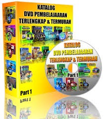 jual tutorial illustrator cd dvd video tutorial interaktif komputer terlengkap dan termurah