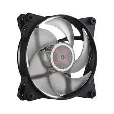 120mm rgb case fan cooler master masterfan pro 120mm air pressure rgb case fan ln82218