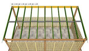 2 person deer blind plans carport plans free blinds ideas
